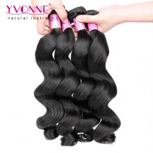 Unprocessed Brazilian Virgin Remy Human Hair